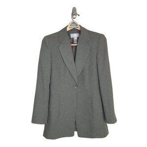 Liz Claiborne Collection Single Button Blazer 6